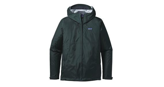 Patagonia Torrentshell jakke Herrer grå/petroleumsgrøn